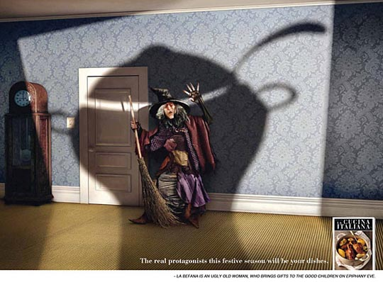 Media advertisment 8 30 Masterpieces of Creative Print Media Advertisements