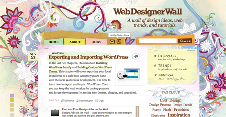 Beautiful and Creative Website Headers 11