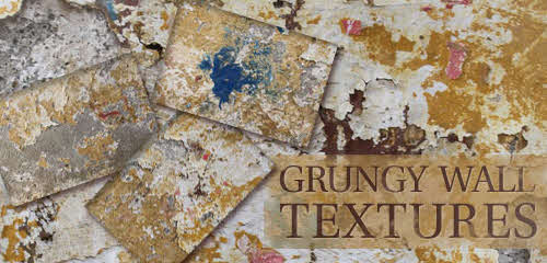 Grungy Wall Textures